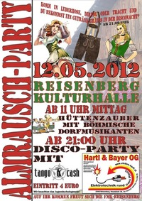 Reisenberger Almrausch Party