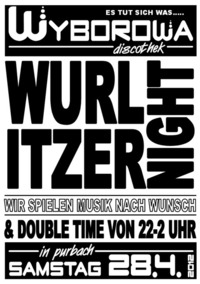 Wurlitzer Night
