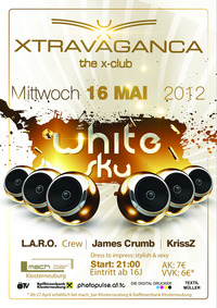 Xtravaganca / the x-club / White Sky