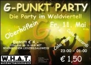 G-Punkt Party