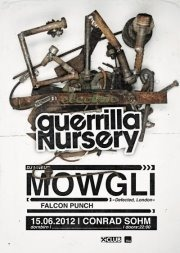 Guerrilla Nursery prsentiert: Mowgli (Defected Records, London)