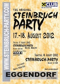 Steinbruch Party 2012