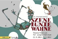 22. Internationales Szene Bunte Wähne Theaterfestival für junges Publikum@Kunsthaus