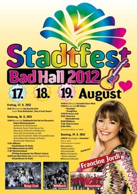 Stadtfest Bad Hall 2012