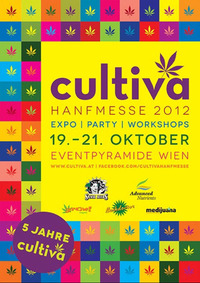 Cultiva Hanfmesse 2012