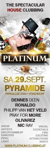 Platinum - The Spectacular House-clubbing