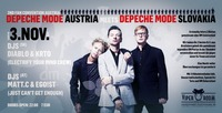 2nd Depeche Mode Convention Austria