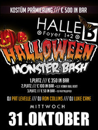 Halloween Monster Bash