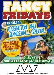 Fancy Fridays - Reggaeton & Dancehall Special
