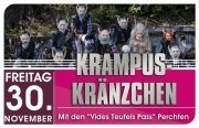 Krampuskrnzchen mit Eddy and Friends