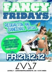 Fancy Fridays - Reggaeton  Dancehall Special