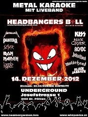 Headbangers Ball goes St. Pölten
