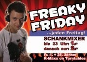 Freaky Friday Birthday Bash - Dj K-Mäxx