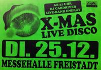 X-Mas Live Disco