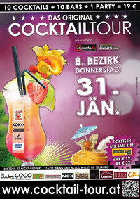 Cocktail-Tour
