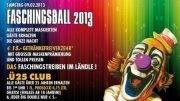 Faschingsball 2013
