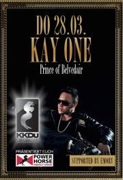 Kay One Live presented by Power Horse