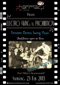 Electro Swing vs. Prohibition