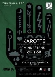 Tune Inn & BBC presents Karotte