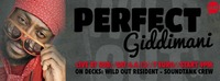 StruttinBeats presents: Wild Out Special - live on Stage: Perfect Giddimani Jamaica - Muva Birthday Bash