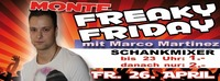 Freaky Friday mit Marco Martinez