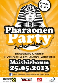Pharaonenparty Reloaded