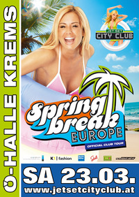 Spring Break Club Tour