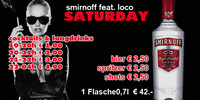 smirnoff feat. LOCO saturday