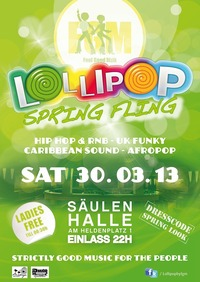 Lollipop -Spring Fling