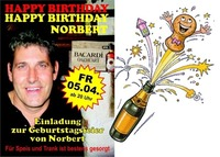 Happy Birthday Norbert