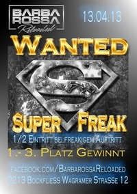 B - Reloaded Super Freak Party