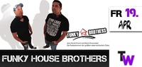 Funky House Brothers live