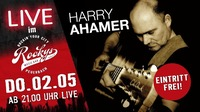 Harry Ahamer Live & unplugged