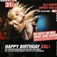 Happy Birthday XXL ::: Mai & Juni
