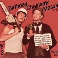 Manshee´s Birthday Chainsaw Massacre