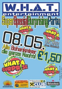 Superspecialsurprising 1,50 Euro Party