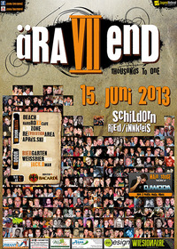 Ära End - Stadl Open Air 2013