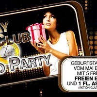 Birthday Club & 1 Euro Party m. Dj Duschko