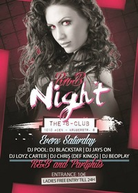 RnB Night - Official Grand Opening