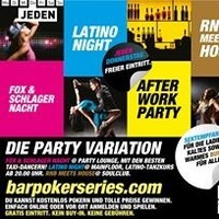 Die Party-variation meets Barpokerseries Turnier Id: 423