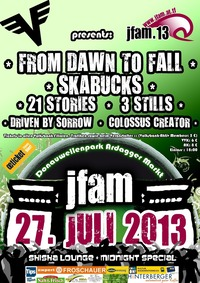 JFAM 2013 - presented by Volksbank