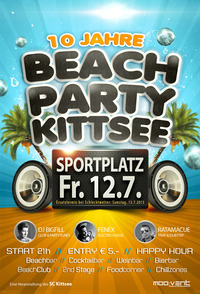 BEACH PARTY KITTSEE