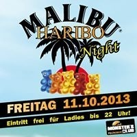Malibu-Haribo-Night
