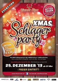 X-Mas Schlagerparty