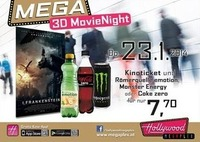 Mega Movie Night - I, Frankenstein