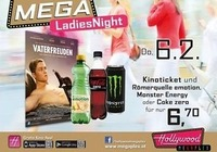 Mega Ladies Night - Vaterfreuden