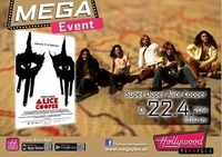 Mega Event: Super Duper Alice Cooper
