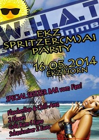 Ekz Spritzermai Party