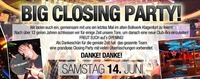 Big Closing Party