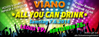 Viano - All You Can Drink
